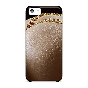 Special Design Back Fashion Behind Phone Case Cover For Iphone 5c