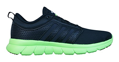 Adidas Neo Cloudfoam Groove Mens Running Sneakers / Shoes Black