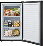 Whynter Black CUF-301BK 3.0 cu. ft. Energy Star