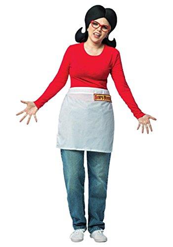Rasta Imposta Bob's Burgers Linda Costume (One Size) ()