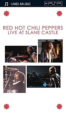 SLANE PEPPERS BAIXAR CASTLE RED HOT DVD LIVE CHILI