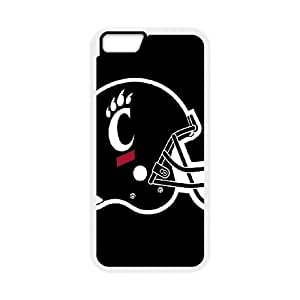 Oakland Raiders Logo iPhone 6 Plus 5.5 Inch Cell Phone Case White Budna