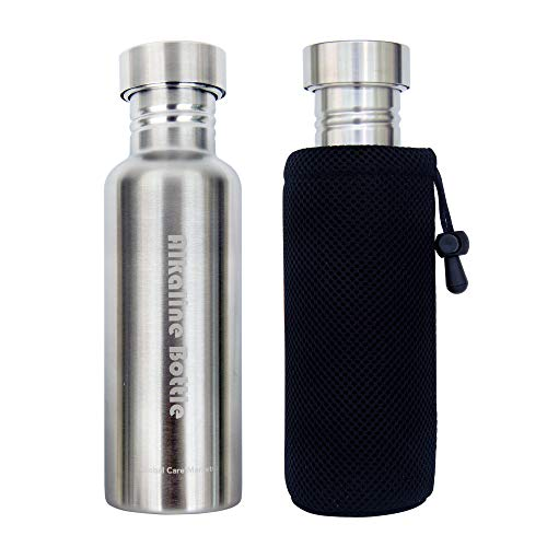 Global Care Market 680ml Alkaline Water Bottle for Improving and Energizing Water Quality - 2 ()