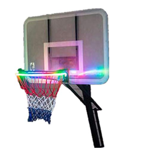 Solar Light For Basketball Goal