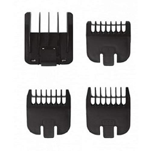 Replacement 4 Piece Guide Comb Set for Wahl 30mm Standard Detachable Blade
