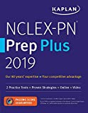 img - for NCLEX-PN Prep Plus 2019: 2 Practice Tests + Proven Strategies + Online + Video (Kaplan Test Prep) book / textbook / text book