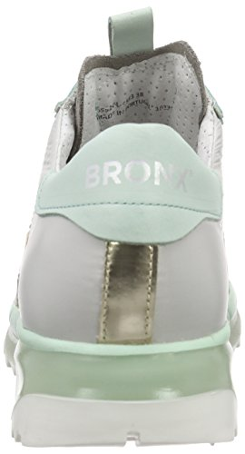 1563 Mint Mehrfarbig grey Sneakers Brodax Damen Bronx L wq6I71xaR