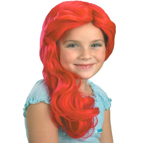 Ariel Wig,One Size Child (Ariel Wig Child)