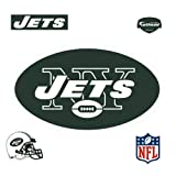 NFL New York Jets Logo Wall Decal