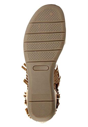 Prute Katalog Utløp Comfort Plus Size Tasha Sandal Tan