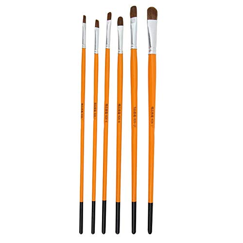Most Popular Angled Paintbrushes