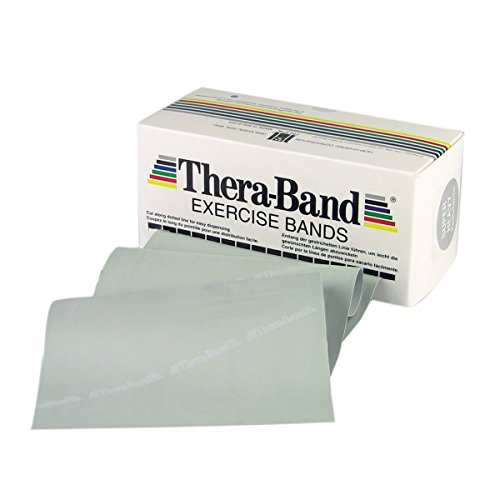 TheraBand-Resistance-Bands-6-Yard-Roll-Professional-Latex-Elastic-Band-For-Upper-Lower-Body-Core-Exercise-Physical-Therapy-Pilates-Home-Workouts-Rehab-Silver-Super-Heavy-Advanced-Level-2
