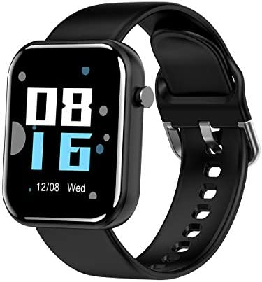 """Smart Watch Fitness Tracker with Blood Pressure Monitor Heart Rate Monitor for Android Phones iPhone Compatible, 1.54"""" IP67 Waterproof Activity Tracker for Women Men Sleep Monitor Medical Alarm 1"""