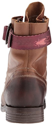 Fly London Women Stay Boot Camel Kleed