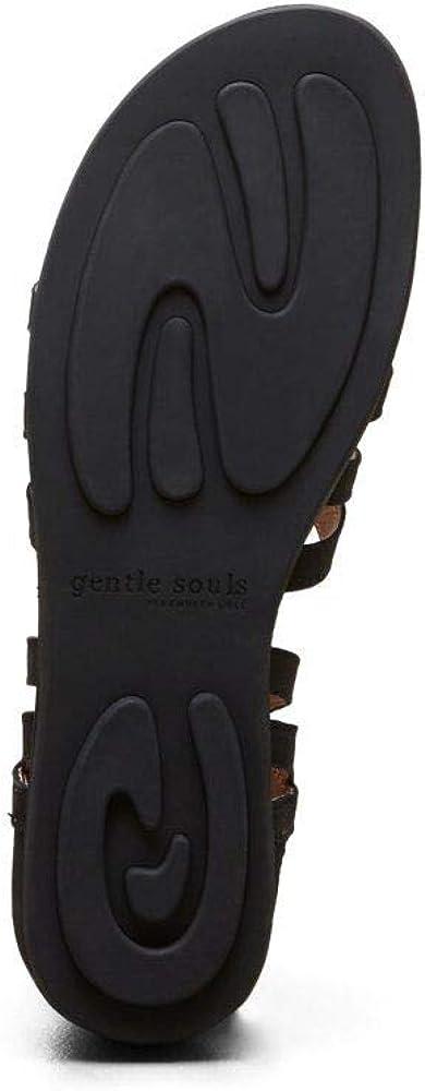 Gentle Souls Womens Break My Heart 3 Gladiator Sandal