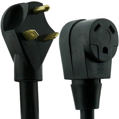 NU-CORD 94579 25-Feet 30-Amp RV Extension Cord