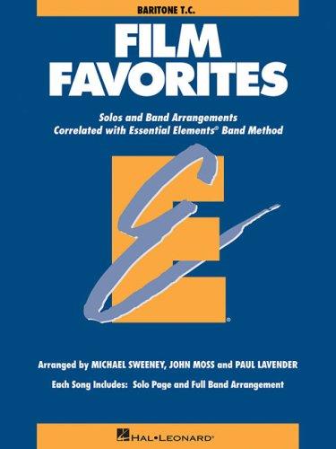 Film Favorites: Baritone T.C. (Essential Elements Band Method)