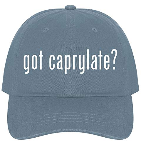 - The Town Butler got Caprylate? - A Nice Comfortable Adjustable Dad Hat Cap, Light Blue