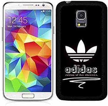 FirstCaseInfo Logo Pattern Cell Phone Coque pour Samsung Galaxy S5 ...