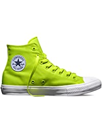 Unisex Adults' Chuck Taylor All Star Ii Reflective Camo Hi-Top Sneakers