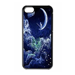 Custom Doctor Who poster phone Case Cove For Iphone 5c XXM9144868