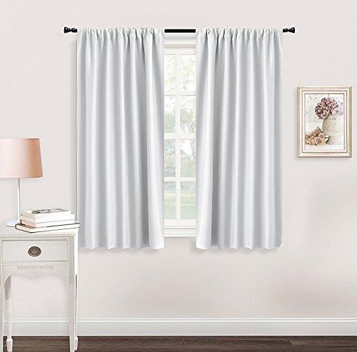 curtains bathroom window - 8