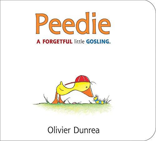 Peedie padded board book (Gossie & Friends)
