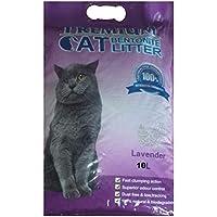 Premium Cat Bentonite Litter 10L Lavender