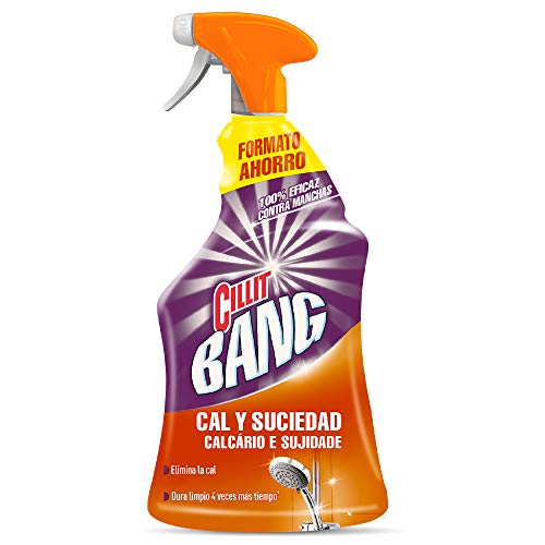Cillit Bang Cal & Suciedad Limpiador Spray - 1 l: Amazon.es