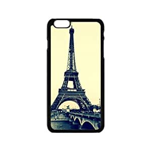 Eiffel Tower personalized high quality cell phone case for Iphone 6