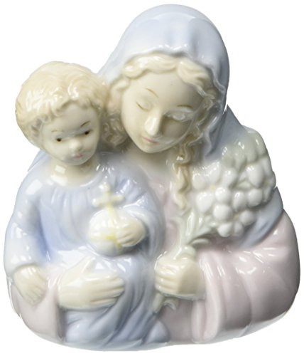Cosmos N8045A Porcelain Madonna Holding
