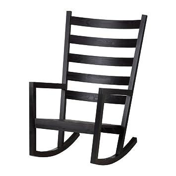 IKEA Värmdö - mecedora, negro