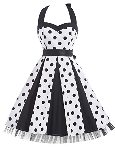 40s and 50s style dresses - 1