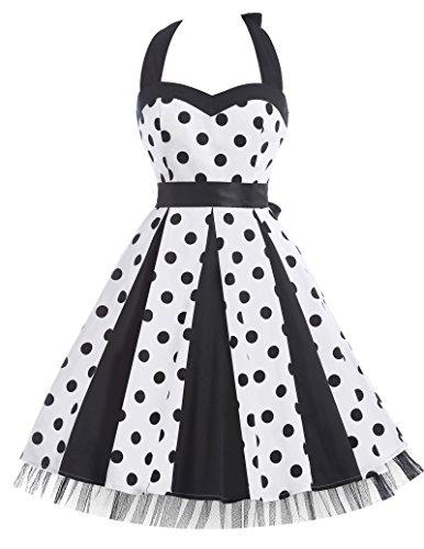 Buy mod retro dresses - 9