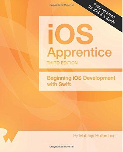 The iOS Apprentice: Third Edition: Beginning iOS Development with Swift
