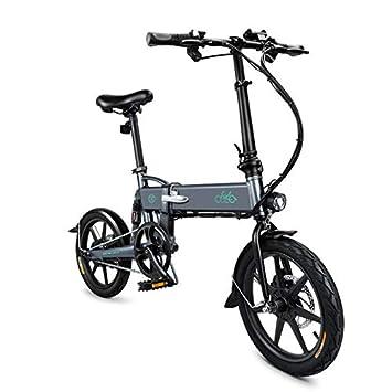 FastDirect Bicicleta Eléctrica de Rueda 16 Pulgadas ...