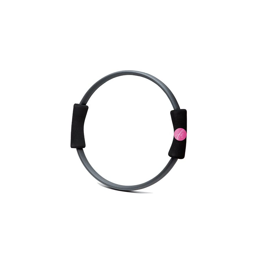 Pilates Ring Premium Resistance Full Body Toning and Strengthening Fitness Circle by Fé Fit