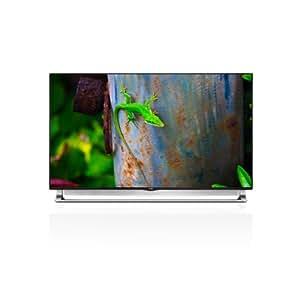 LG Electronics 55LA9700 55-Inch 4K Ultra HD 240Hz 3D Smart Nano LED TV with Sliding Sound Bar (2013 Model)