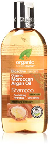 Organic Doctor Moroccan Argan Oil, Shampoo, 9 Fluid Ounce by Organic Doctor