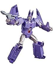 Transformers Generations War for Cybertron: Kingdom Voyager WFC-K9 Cyclonus-actiefiguur - Kinderen vanaf 8 jaar, 17,5 cm