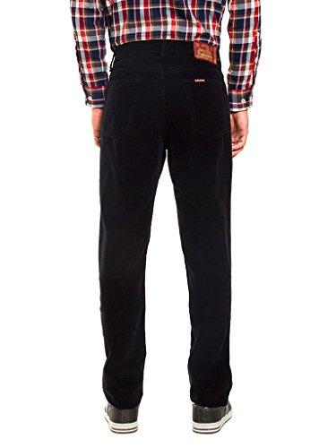 Velluto Dritto Carrera 7001050a Pantalone Unita Tinta Vestibilità Uomo Normale Vita Regular Jeans Per Modello YpYRUf