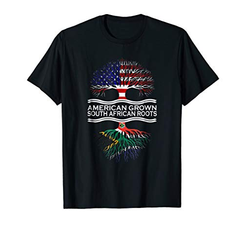 South African Roots Gift Tshirt ()