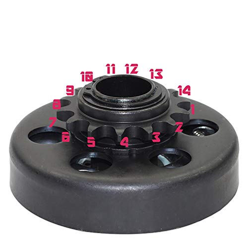 - Parts Club Heavy Duty Clutch Assembly with 1