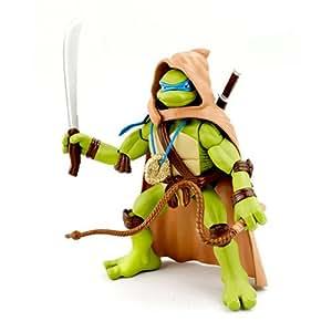 Amazon Com Teenage Mutant Ninja Turtles Jungle Leo Toys