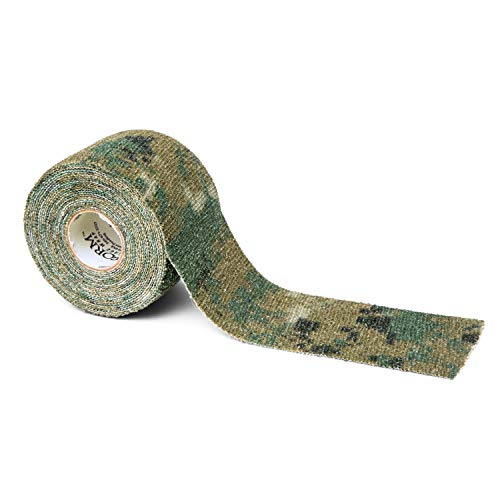 McNett Tactical Camo Form Protective Camouflage Wrap, Digital Woodland