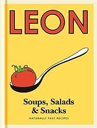 Leon: Soups, Salads & Snacks (Leon Minis)