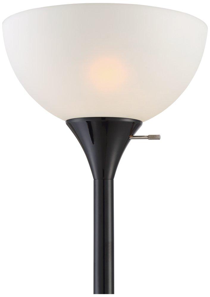 Bingham Black Tree Torchiere 3-Light Floor Lamp by 360 Lighting (Image #3)