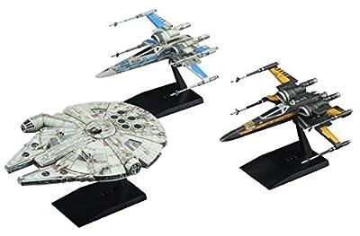 Bandai Hobby Resistance Vehicle Set Star Wars: the Last Jedi Model Building Kit