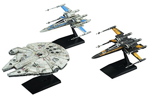 - Bandai Hobby Resistance Vehicle Set Star Wars: The Last Jedi