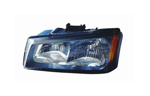 3500 Pickup Headlight Headlamp (Chevy Silverado 1500 2500 3500 Hd 03 04 Pickup Headlight Head Lamp Pair )